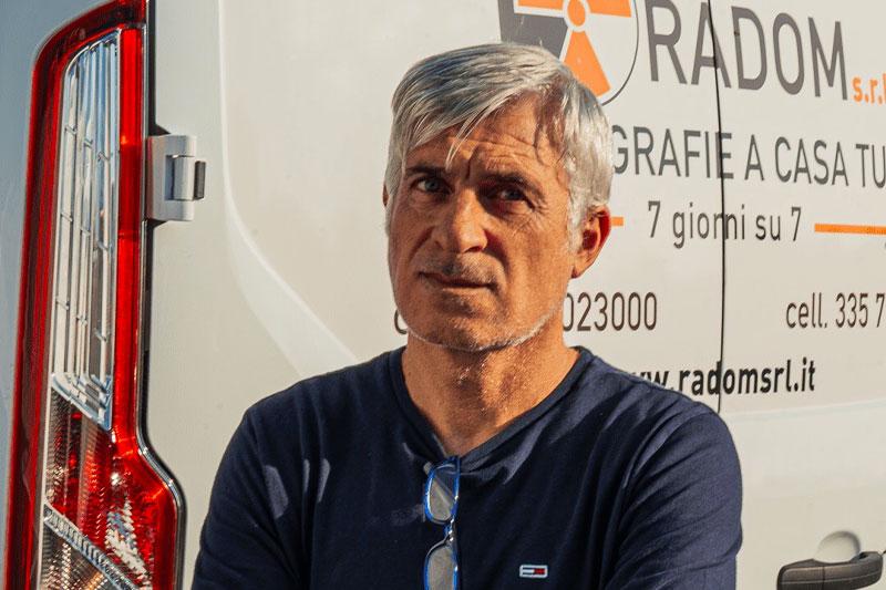 RADOM specializzata nell'esecuzione di radiografie a domicilio a Brescia